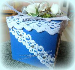 Коробочка Magic box для денежного подарка