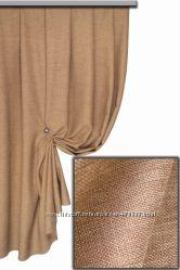 Лен Софи, портьерная ткань, пошив