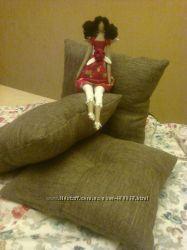 Красивые подушки для декора, пошив, наличие, заказ