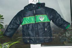 Недорогие немецкие демисезонные термо курточки р. 98