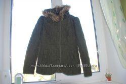 Демисезонная стеганная George курточка  на девочку 12-14лет 158-164 см