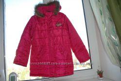 Деми куртка размер 146 фирма Beauty 10-12лет  Отличное состояние