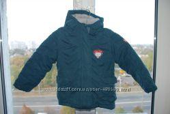 Деми куртка размер 104 фирма KIKI&KOKO 3-4годикаГермания Отличное состояние
