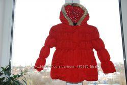 Деми -еврозима куртка на  4-5 лет  104-110 см