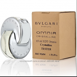 Bvlgari Omnia Crystalline Tester превосходный аромат для девушек