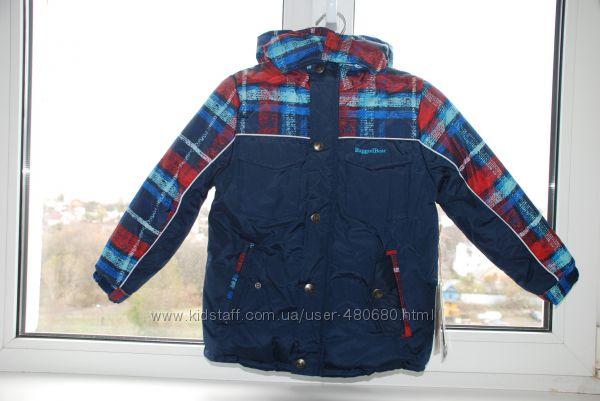 Термо курточки Rugged bear из США р. 4,