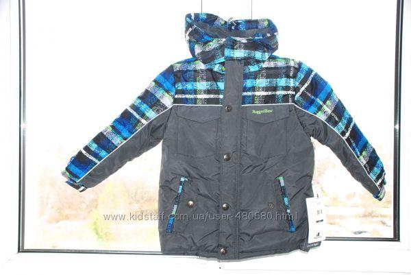 Термо курточки Rugged bear из США р. 4Т
