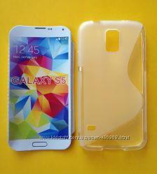 Чехол для Samsung Galaxy S5 силиконовый  подарки
