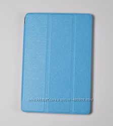 Чехол для Apple Ipad mini 1-2-3 голубой подарки