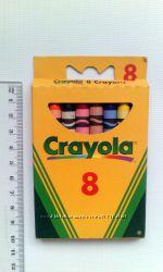 Crayola восковые карандаши
