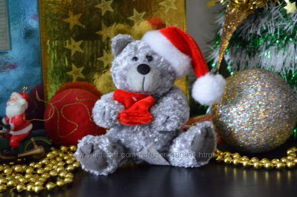 новогодние мягкие елочные игрушки прямиком из Англии