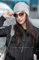 Тёплые шапки, разные цвета