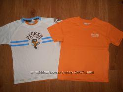 Распродажа футболочек и рубашечек мальчику 2-4года