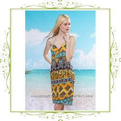 Пляжное платье трансформер 3 в 1