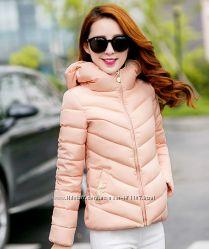 Куртка женская персиковый