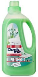 Жидкий порошок для белого белья с алоэ вера DenkMit Vollwaschmittel Aloe Ve