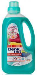 Гель для стирки для цветного белья DenkMit Colorwaschmittel лотос и алоэ ве