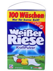 Универсальный стиральный порошок Weiber Riese 100 стирок