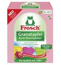 Стиральный порошок для цветного белья Frosch Granatapfel  1, 35kg