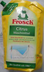 Жидкий порошок FROSCH CITRUS 1, 8л
