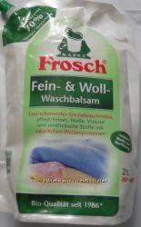 Жидкий порошок FROSCH Fein & Woll Waschbalsam