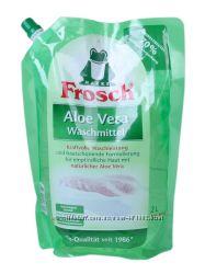 Жидкий порошок Frosch Waschmittel Aloe Vera 1, 8L