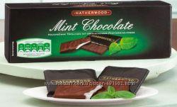Шоколад ментоловый HATHERWOOD Mint Chocolate 200g