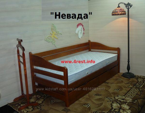 Кровать своими руками из дерева односпальная