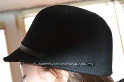 Кеппи, шапочка-жокейка женская, Некст Next, теплая, актуальная, размер М