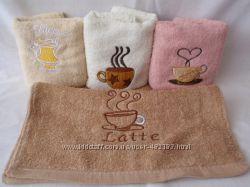 Махровые полотенечки для дома