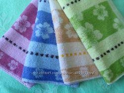 Махровые полотенца для кухни