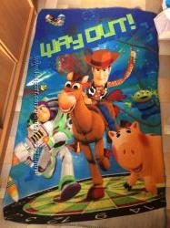 Флисовый плед - одеяло Disney
