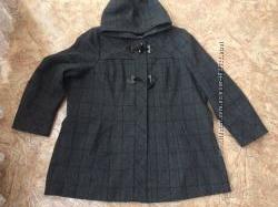 Фирменное пальто George 62-64р.