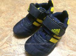 Фирменные кроссовки Adidas оригинал 14 см