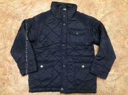 Куртка стёганка модная 3-4 года