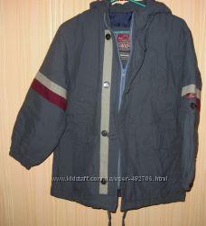 Куртка темно-серая детская