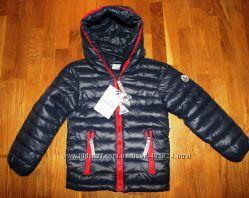 Куртка от бренда Porsche, Монклер, Скорпион на синтепоне. Роста 104-134см