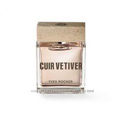 Туалетная Вода Cuir Vetiver