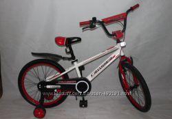 Двухколёсный Велосипед Azimut sports crosser -1, 16, 18, 20 дюйм