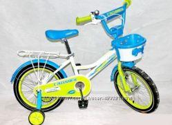 Велосипед детский двухколёсный Azimut Haррy Crosser 16, 20 д