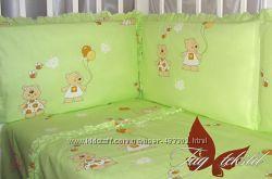 Детское постельное белье в кроватку TAG Украина, для садиков скидки