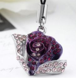 Брелок Роза