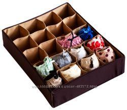 Органайзер для белья и носочков разные цвета