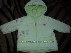 Очень красивая демисезонаая куртка NEXT для девочки 3-6 месяцев