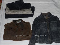 продам куртки-ветровки на мальчика 3-4 и 4-5л от Некст, Ребел