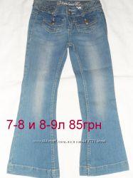PRIMARK джинсы 7-8л2шт