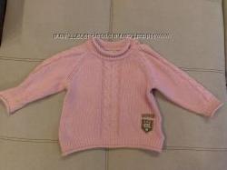 Теплый свитер Blue Seven для малышки