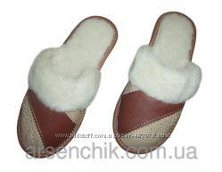 Польские тапочки, теплые носки, товары из шерсти
