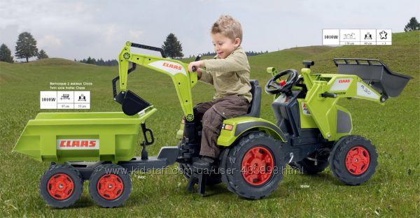 Детский трактор с педалями своими руками 8