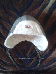 Классная теплая шапочка